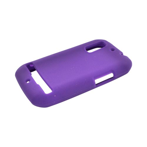 Motorola Photon 4G Silicone Case - Purple