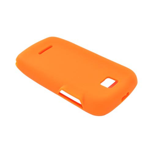 Motorola Theory Silicone Case - Orange
