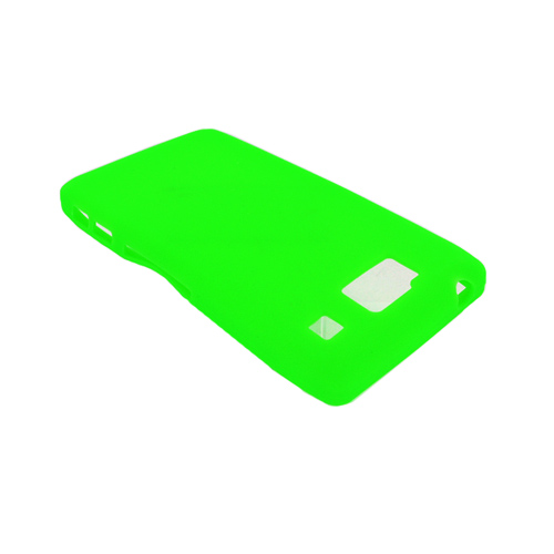 Motorola Droid RAZR HD Silicone Case - Green