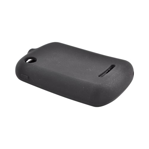 Luxmo Motorola Grasp WX404 Silicone Case - Black