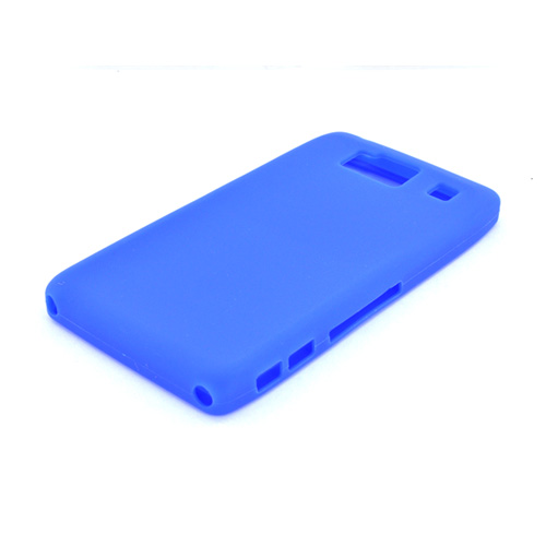 Motorola Droid RAZR HD Silicone Case - Blue