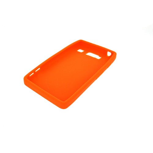 Motorola Droid RAZR HD Silicone Case - Orange