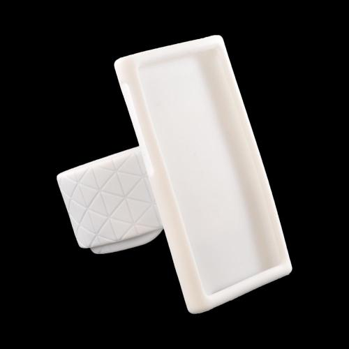 Apple iPod Nano 7 Silicone Case w/ Wrist Strap - White