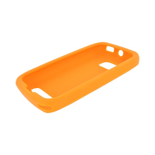 Nokia Lumia 710 Silicone Case - Orange