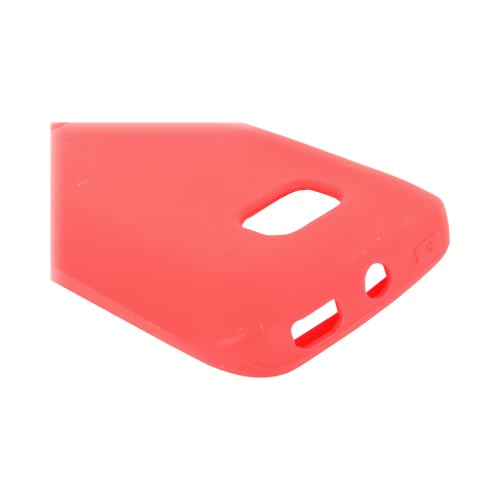 Nokia Lumia 710 Silicone Case - Red
