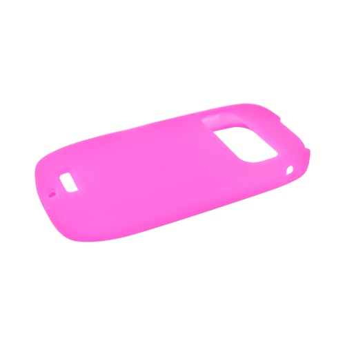 Nokia Astound C7-00 Silicone Case - Hot Pink