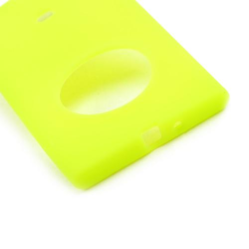 Neon Green Silicone Skin Case for Nokia Lumia 1020
