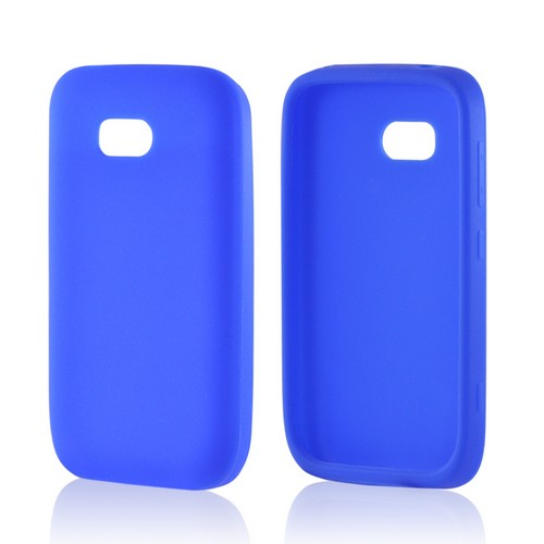 Blue Silicone Case for Nokia Lumia 822