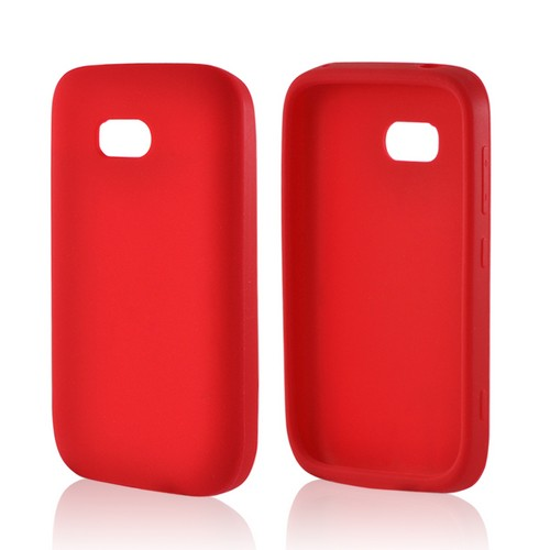 Red Silicone Case for Nokia Lumia 822