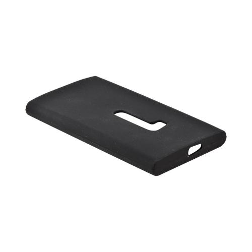 Nokia Lumia 920 Silicone Case - Black