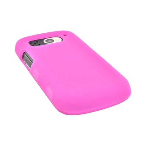 Pantech Breakout Silicone Case - Hot Pink