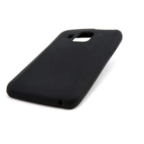 Black Silicone Case for Pantech Perception