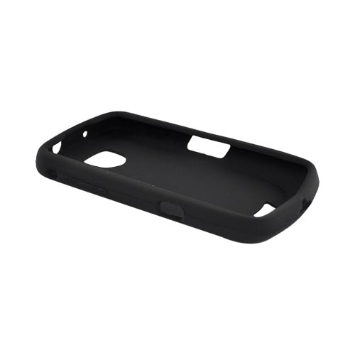 Samsung Droid Charge Silicone Case - Black