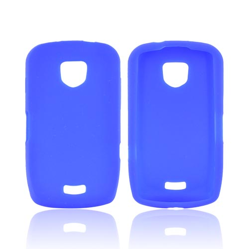 Samsung Droid Charge Silicone Case - Blue