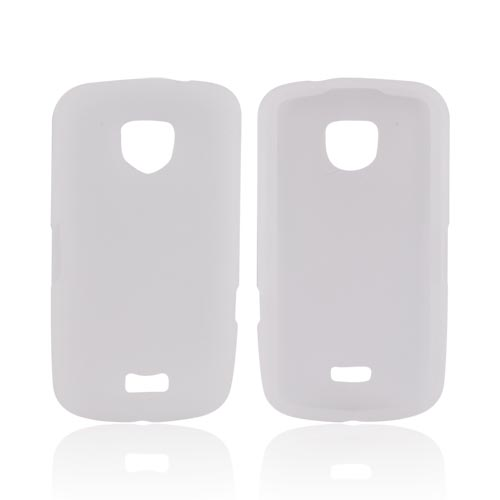Samsung Droid Charge Silicone Case - Frost White