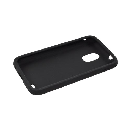 Samsung Epic 4G Touch Silicone Case - Black