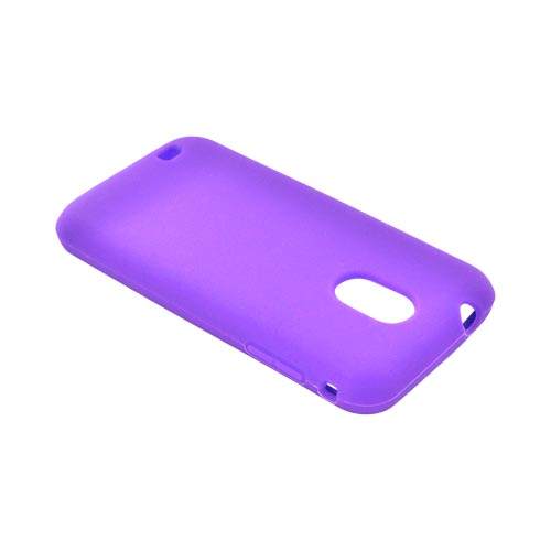 Samsung Epic 4G Touch Silicone Case - Purple