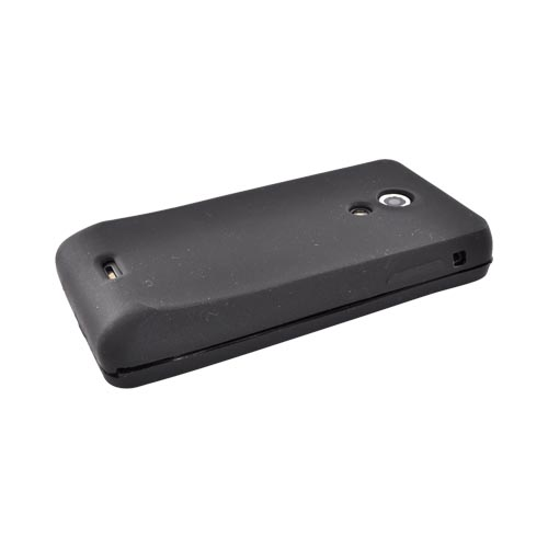 Samsung Epic 4G Silicone Case - Black