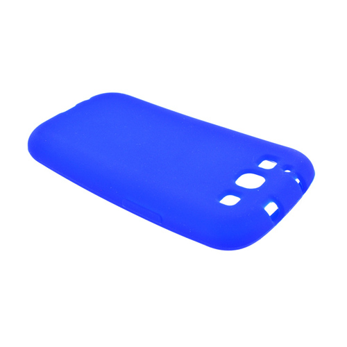 Samsung Galaxy S3 Silicone Case - Blue