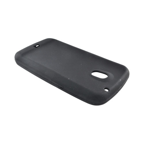 Samsung Galaxy Nexus Silicone Case - Black