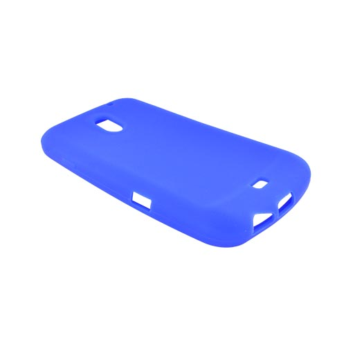 Samsung Galaxy Nexus Silicone Case - Blue