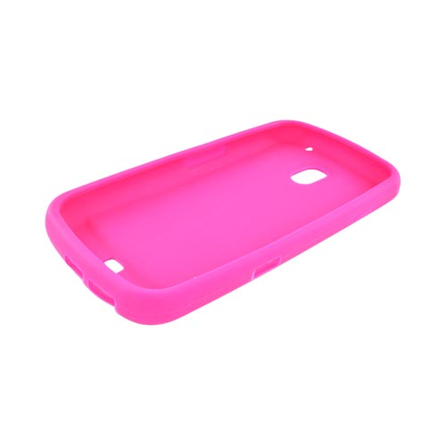 Samsung Galaxy Nexus Silicone Case - Hot Pink