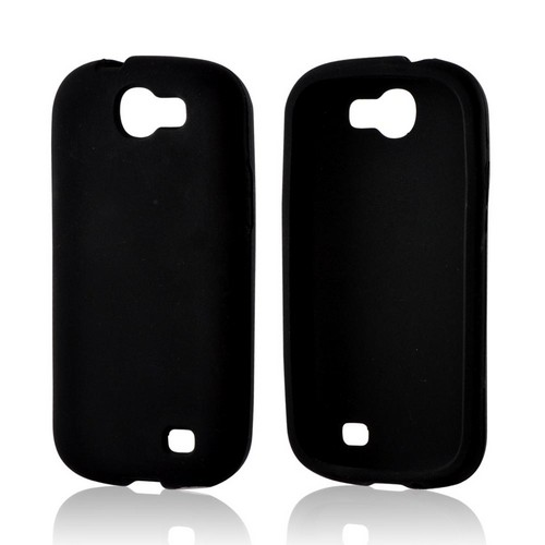 Black Silicone Case for Samsung Galaxy Express