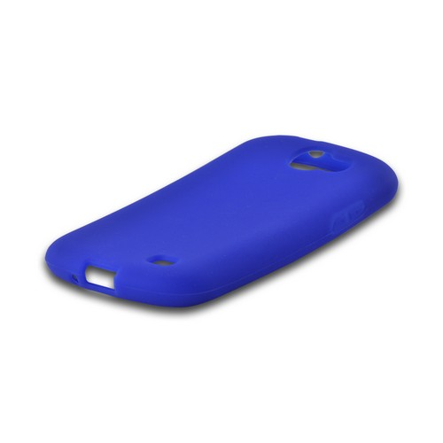 Blue Silicone Case for Samsung Galaxy Express