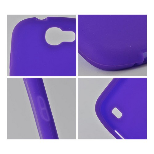 Purple Silicone Case for Samsung Galaxy Express