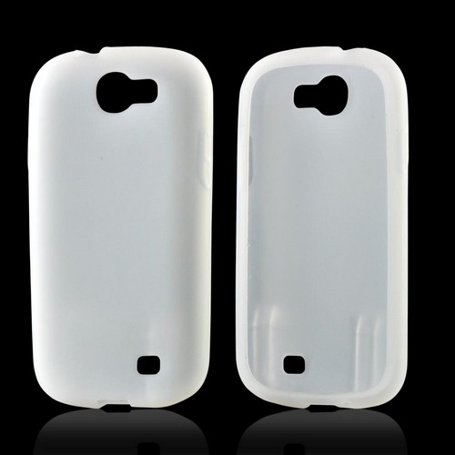White Silicone Case for Samsung Galaxy Express