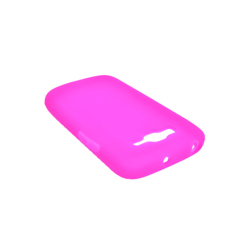 Samsung Focus 2 Silicone Case - Hot Pink