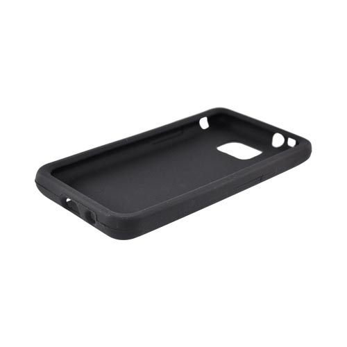 AT&T Samsung Galaxy S2 Silicone Case - Black