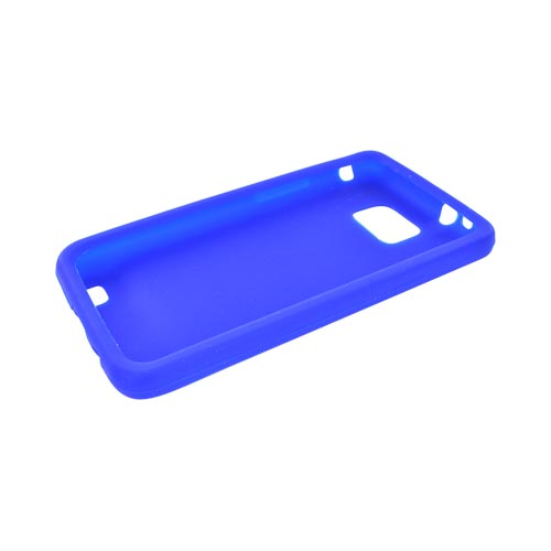 AT&T Samsung Galaxy S2 Silicone Case - Blue