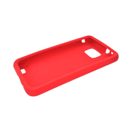 AT&T Samsung Galaxy S2 Silicone Case - Red