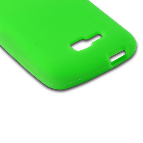 Neon Green Silicone Case for Samsung ATIV Odyssey