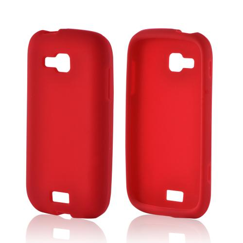 Red Silicone Case for Samsung ATIV Odyssey
