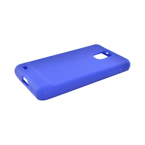 Samsung Infuse 4G Silicone Case - Blue