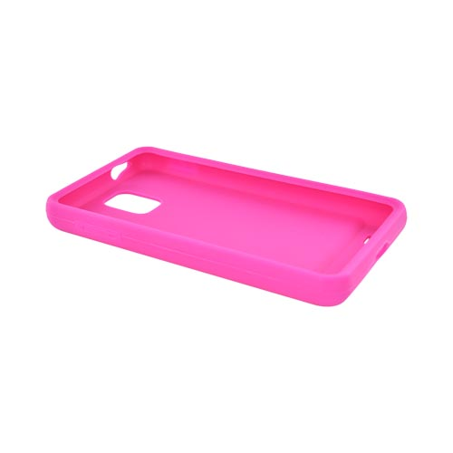 Samsung Infuse 4G Silicone Case - Hot Pink
