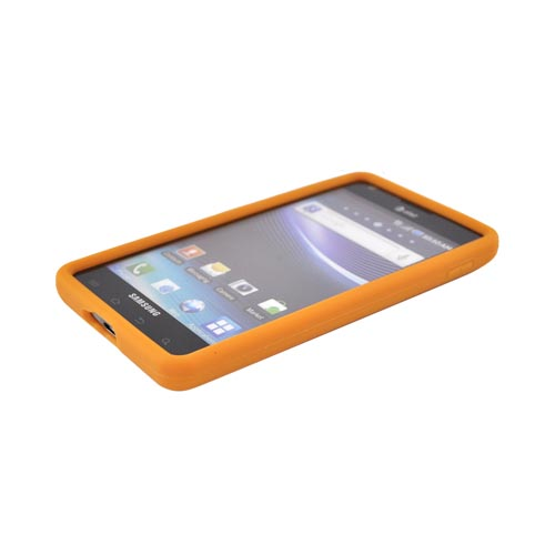 Samsung Infuse 4G i997 Silicone Case - Orange