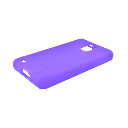 Samsung Infuse 4G Silicone Case - Purple
