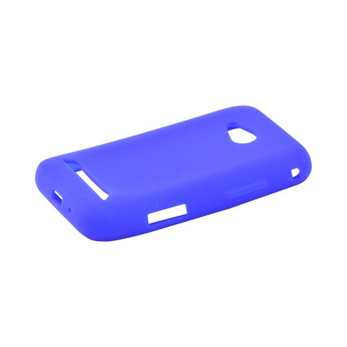 Samsung Galaxy Victory 4G LTE Silicone Case - Blue