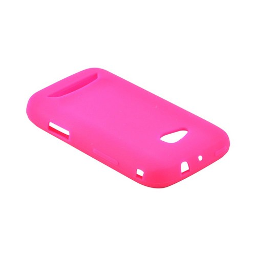 Samsung Galaxy Victory 4G LTE Silicone Case - Hot Pink