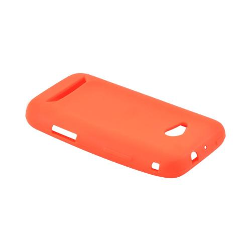 Samsung Galaxy Victory 4G LTE Silicone Case - Orange