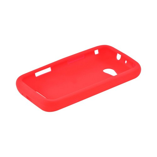 Samsung Galaxy Victory 4G LTE Silicone Case - Red