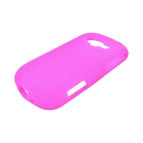 Samsung Galaxy Reverb Silicone Case - Hot Pink