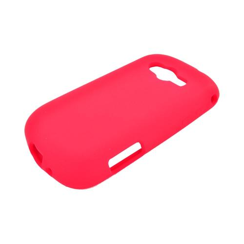 Samsung Galaxy Reverb Silicone Case - Red