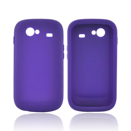 Google Nexus S Silicone Case - Purple
