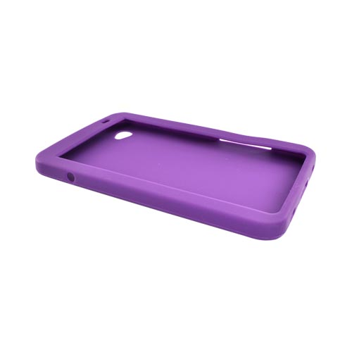 Samsung Galaxy Tab Silicone Case - Purple