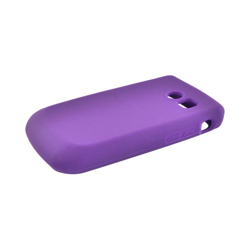 Samsung Freeform 2 R360 Silicone Case - Purple