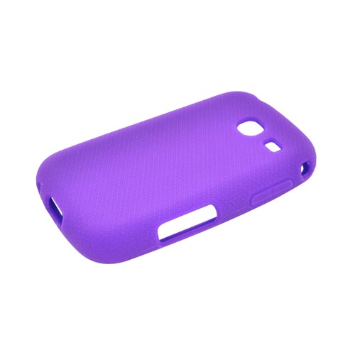 Samsung Freeform 3 Silicone Case - Purple